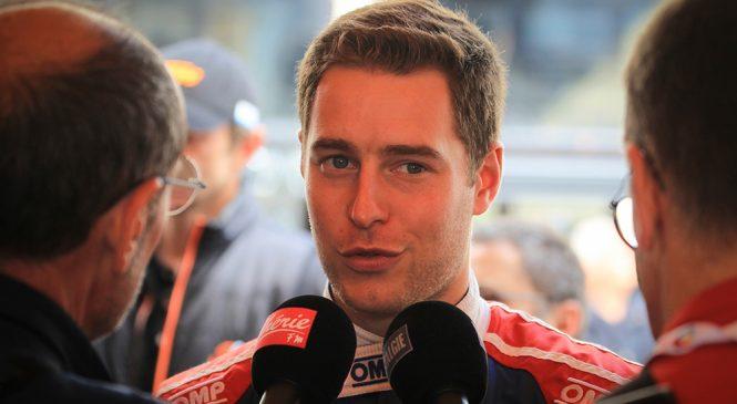 Вандорн рассматривает вариант участия в гонках спортпрототипов ИМСА