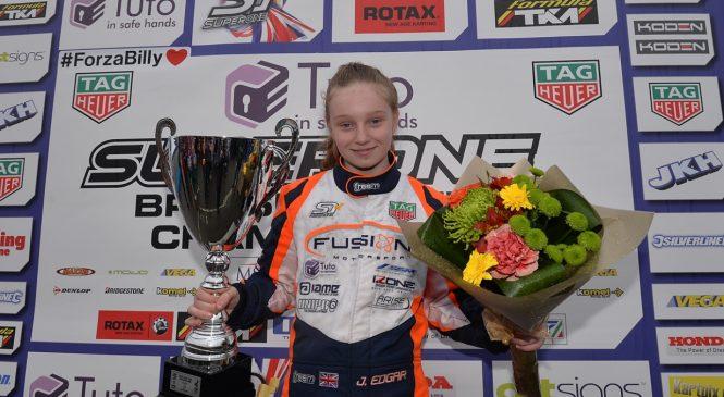 Двуюродная сестра гонщика программы «Ред Булла» и сын Вурца поедут на Международные автоспортивные игры