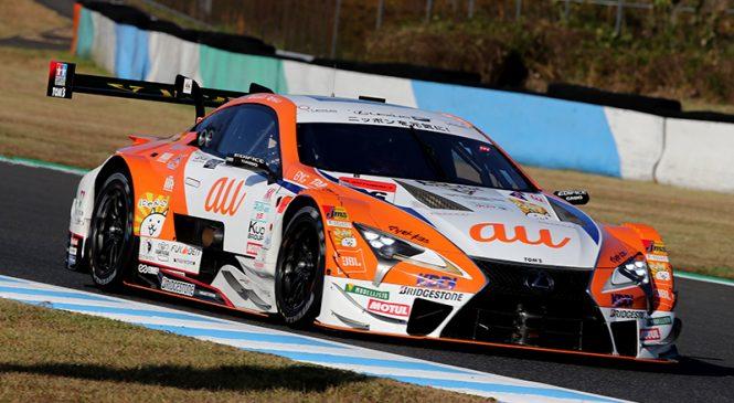 Накадзима и Секигути на поуле в Мотеги, «Макларен 720С ГТ3» впервые выиграл квалификацию в «Супер ГТ»