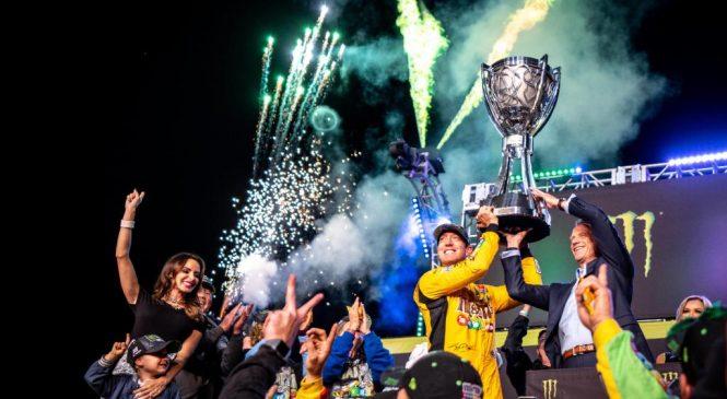 Кайл Буш: Пусть каждый видит, что я — чемпион сезона-2019!