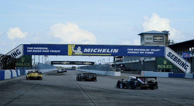 18 экипажей примут участие в финальной гонке сезона ИМСА «4 часа Сибринга»