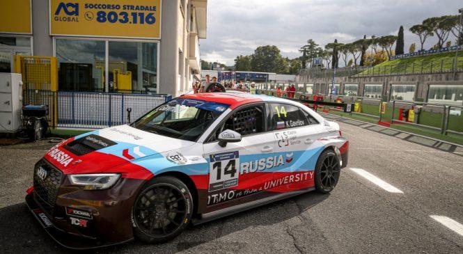 Клим Гаврилов завоевал первое золото сборной России на Международных автоспортивных играх!
