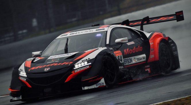 Картикеян выиграл вторую совместную гонку ДТМ и «Супер ГТ» в Фудзи