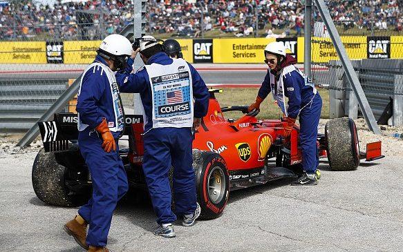 Верстаппен стал быстрейшим в субботней тренировке Гран-при США