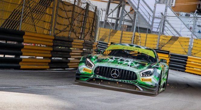 Марчелло выиграл квалификационную гонку ФИА ГТ в Макао
