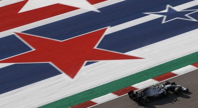 Боттас выиграл Гран-при США 2019 года, а Хэмилтон — шестой чемпионский титул