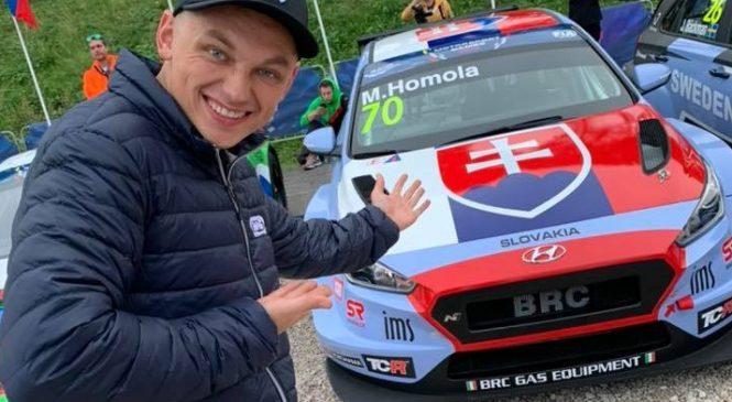Словак Хомола стал быстрейшим во второй тренировке Кубка туринга, Гаврилов девятый