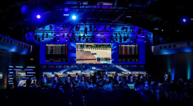 Латковски выиграл Виртуальный Кубок, Ануфриев 10-й в утешительном финале