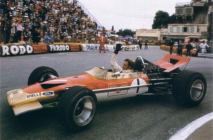 18 мая: последняя победа Хилла в Монако и юбилей Френтцена