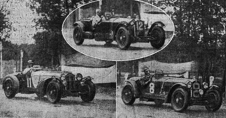 Захватывающий финиш Ле-Мана 1933 года