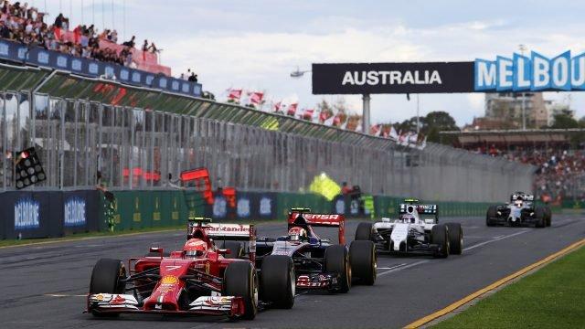 Технические новинки команд на Гран-при Австралии