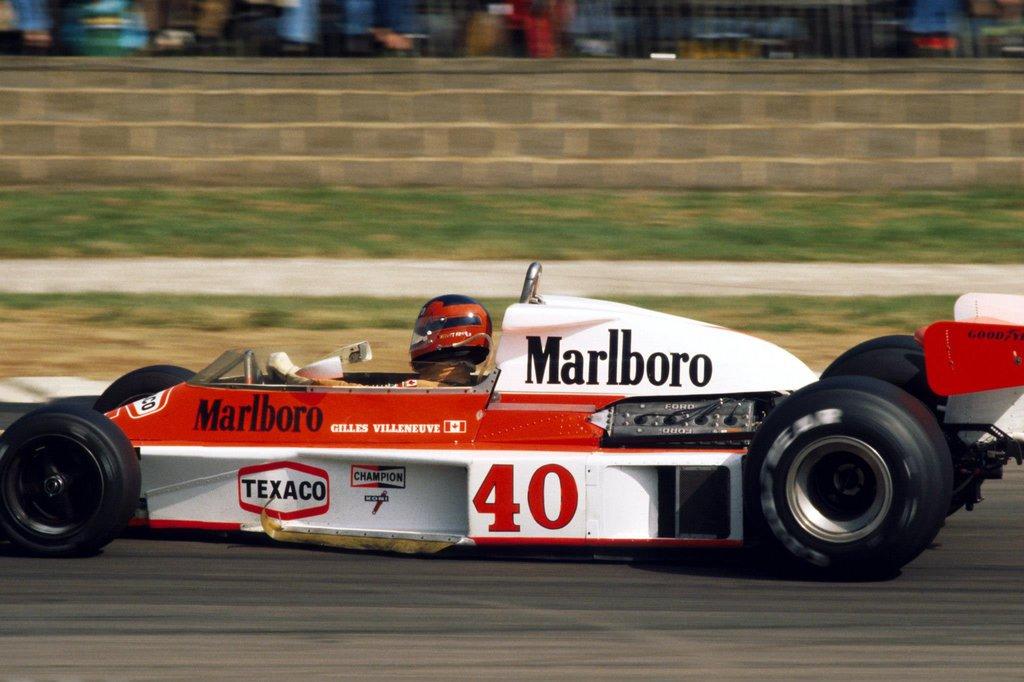 №40 в истории «Формулы-1»