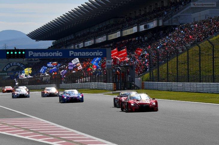 С 2018 года в «Супер ГТ» будет проводиться гонка «500 миль Фудзи»