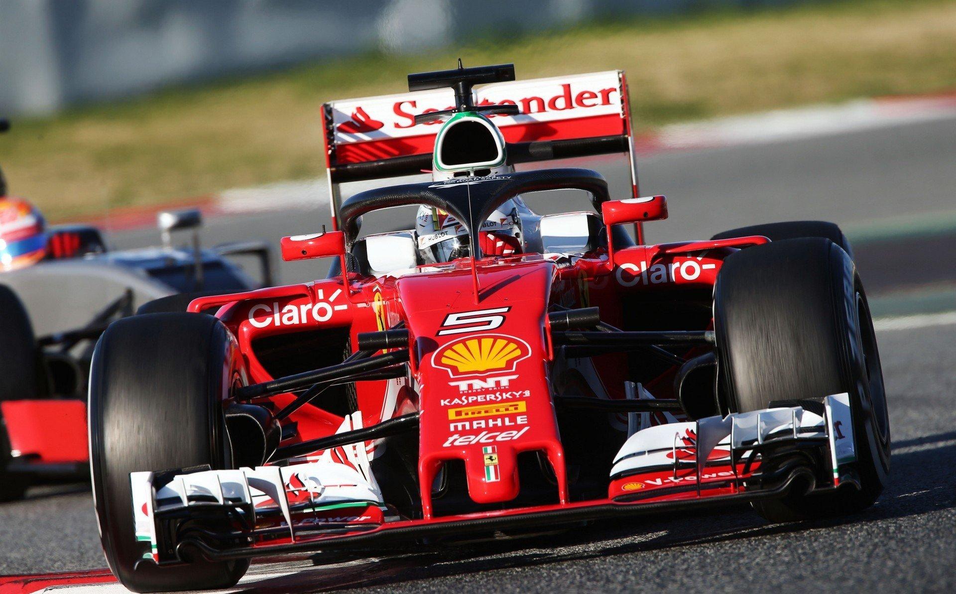 Команды «Формулы-1» ждут окончательного решения по «Гало»