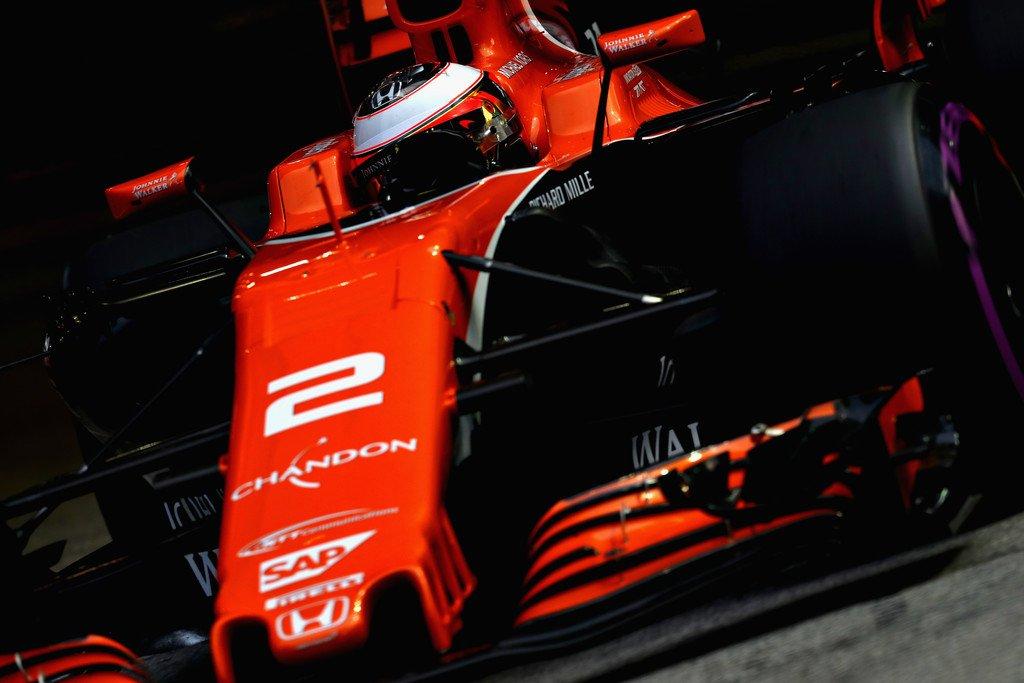 Технические новинки Гран-при Сингапура