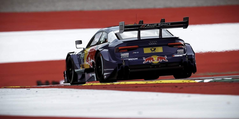 Маттиас Экстрём выиграл первую гонку в Австрии