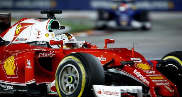 Каким финиширует Феттель после провала в квалификации Гран-при Малайзии?