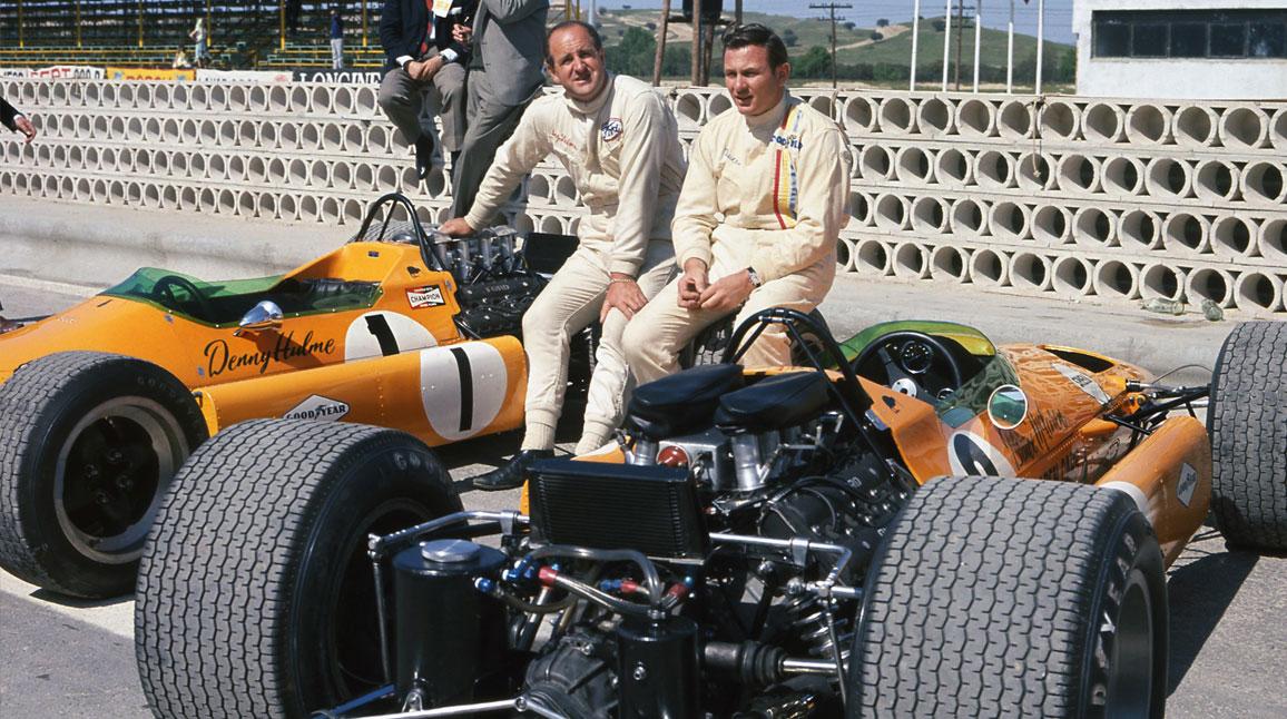 Новозеландцы в «Формуле-1» и автоспорте