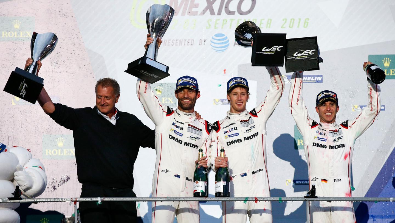 Успехи гонщиков Ф1 на трассе Мехико