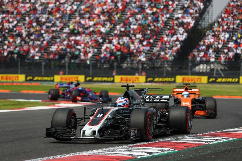 Технозона: Новинки Гран-при США и Мексики