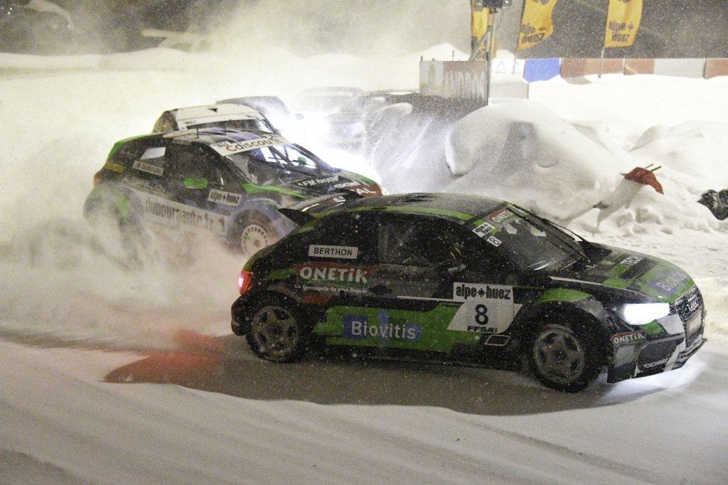 «Андрос Трофи». Бертон и Лагорс выиграли гонки в Альп-д'Юэзе