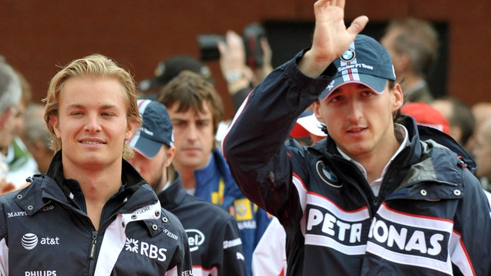 """Кубица предложил """"Уильямсу"""" 7 млн за первые 7 гонок"""