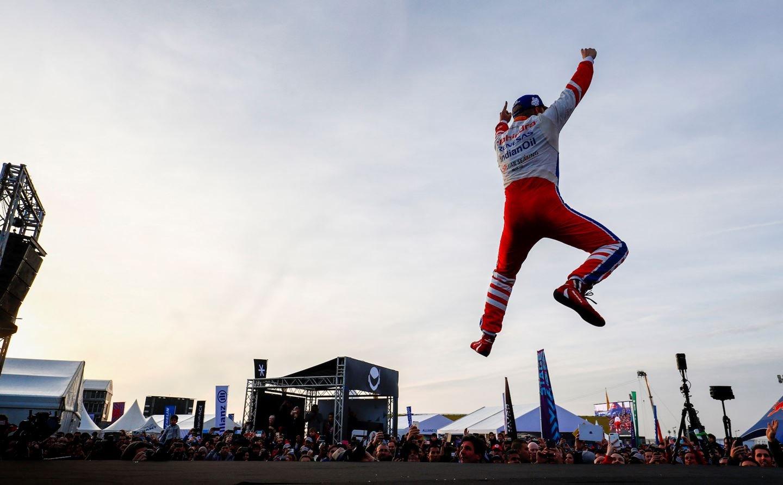 Розенквист стал победителем гонки в Марракеше