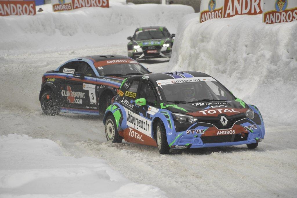 Дюбур выиграл обе гонки «Андрос Трофи» в Серр-Шевалье