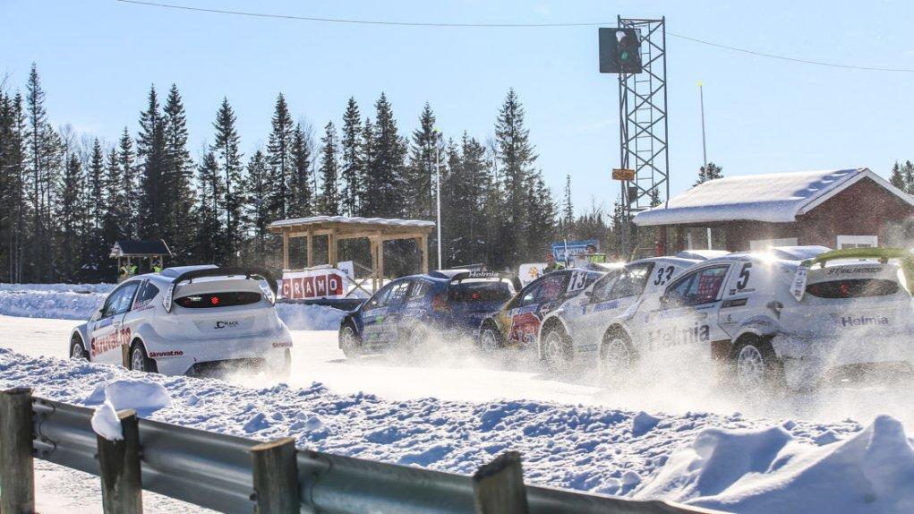 В Швеции готовятся к старту дебютного сезона нового чемпионата по ралли-кроссу на льду