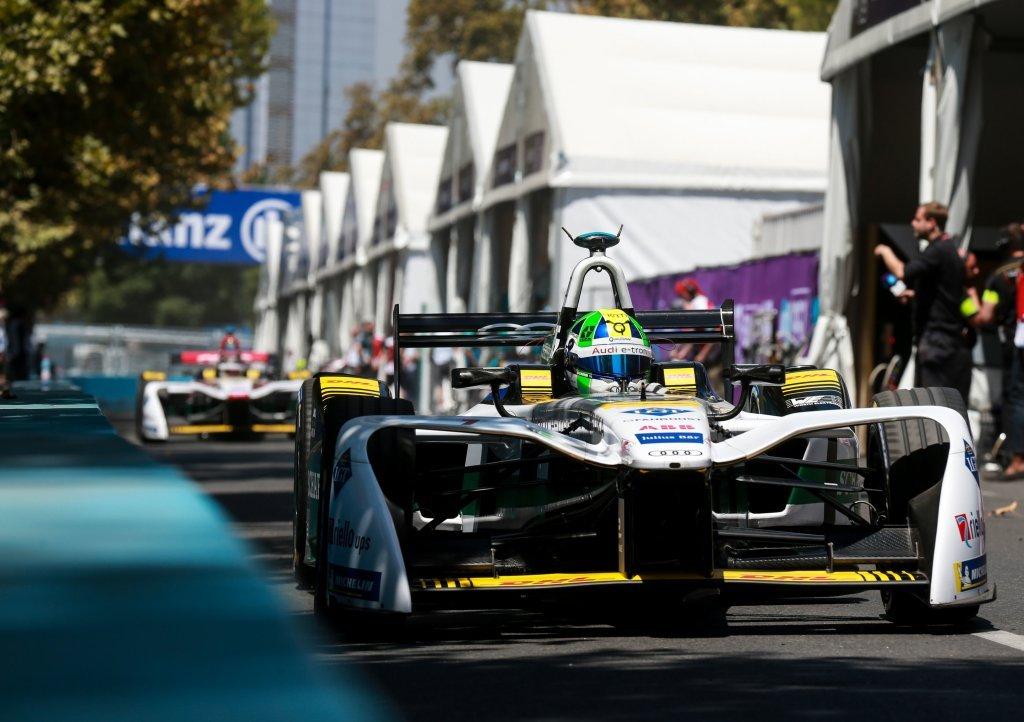 Ди Грасси получит штраф в 10 позиций на старте гонки в Сантьяго