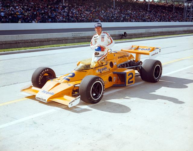 """Джонни Разерфорд, """"Инди-500"""", 1976"""
