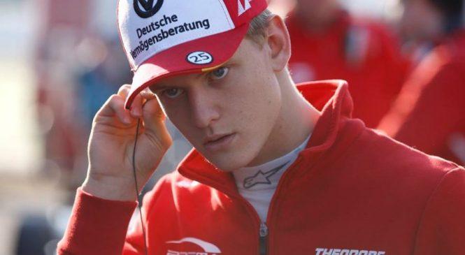 Шумахер вернул лидерство на тестах Ф3 в Австрии, Шварцман – пятый