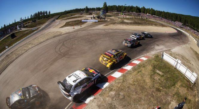 Очередная победа Кристофферссона. Обзор гонки WorldRX в Швеции