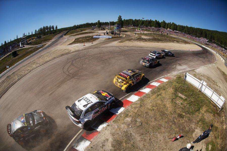 Гонка WorldRX в Швеции