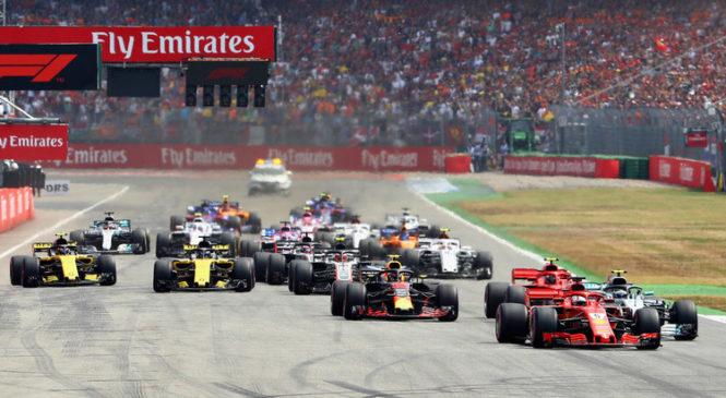 Гран-при Германии всё же окажется в календаре «Формулы-1» 2019 года?