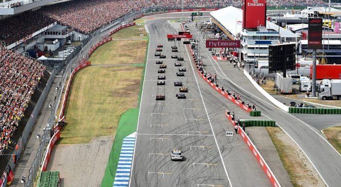 """Гонка в Германии с большой долей вероятности останется в календаре """"Формулы-1"""" в 2019-м"""