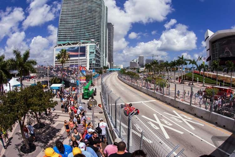 Гонка ФЕ в Майами