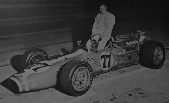 Билл Путербо в Индианаполисе в 1968 году