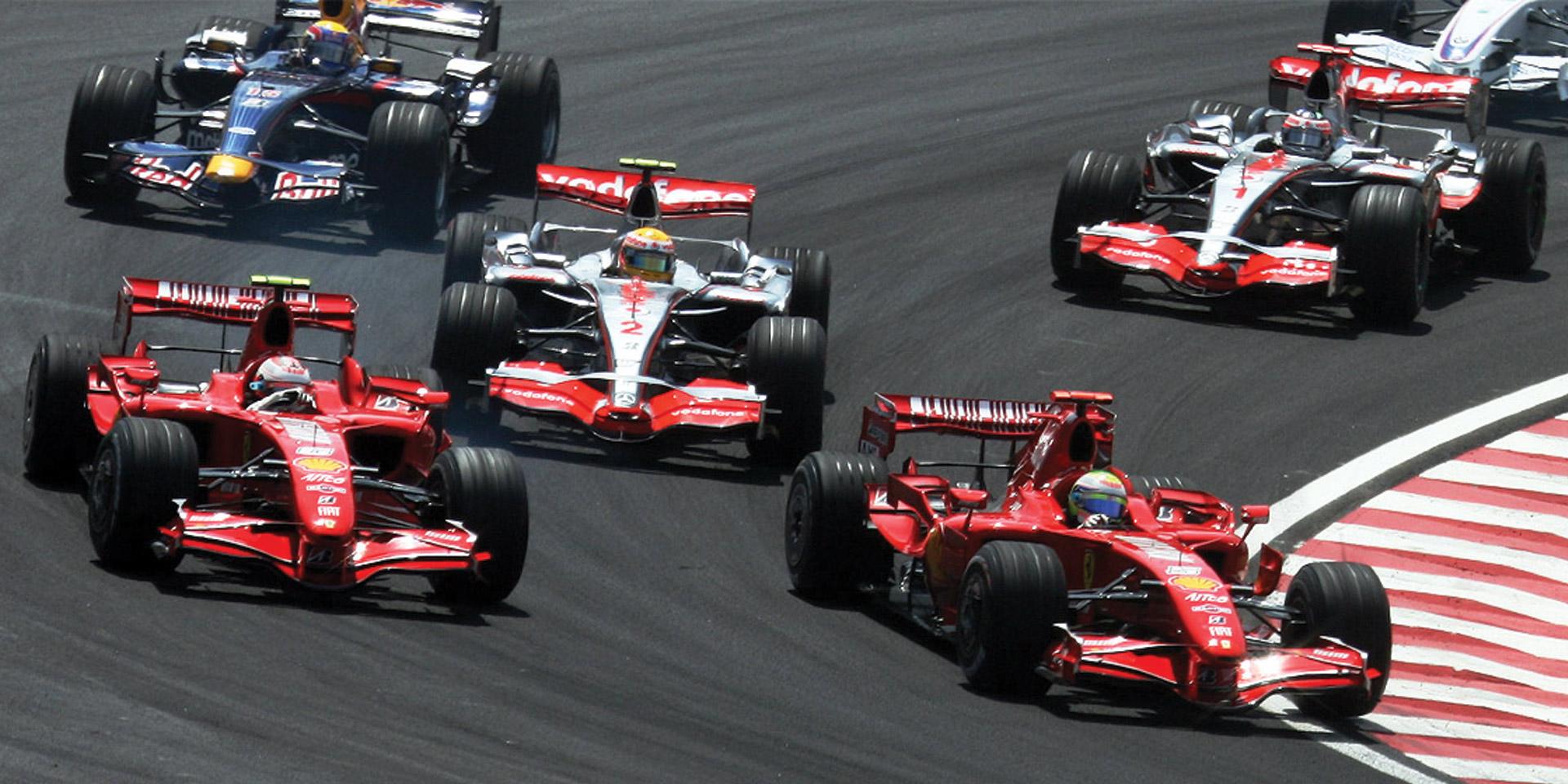Старт БП Бразилии 2007 года