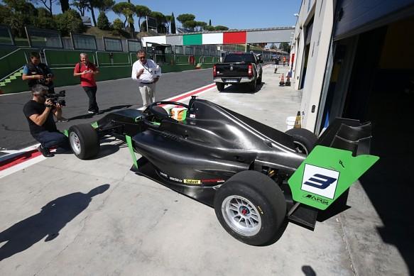 Новый автомобиль для европейской Ф3
