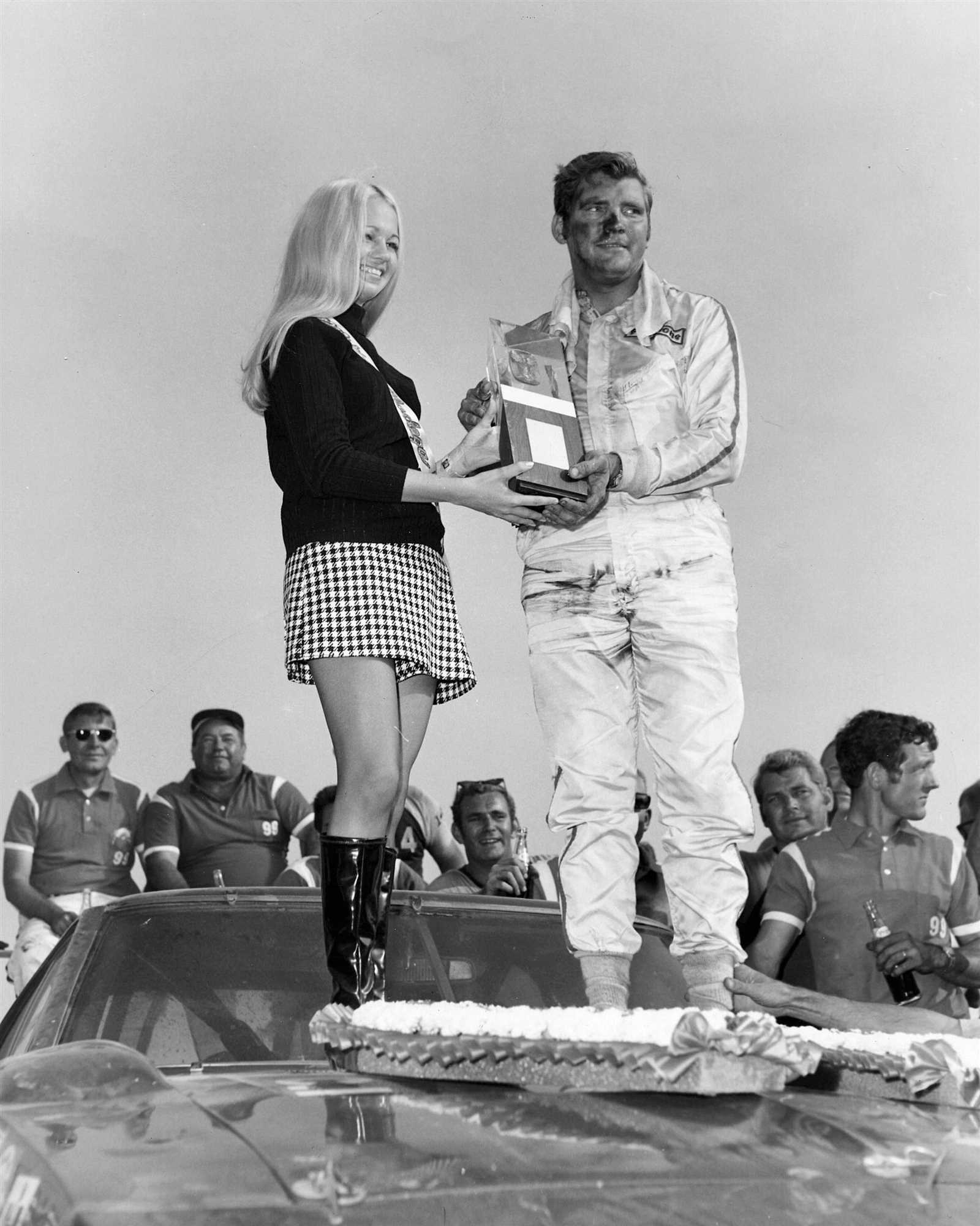 Ричард Брикхаус, победитель гонки 1969 года