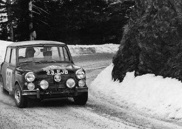 Чудо Ралли Монте-Карло 1964 года