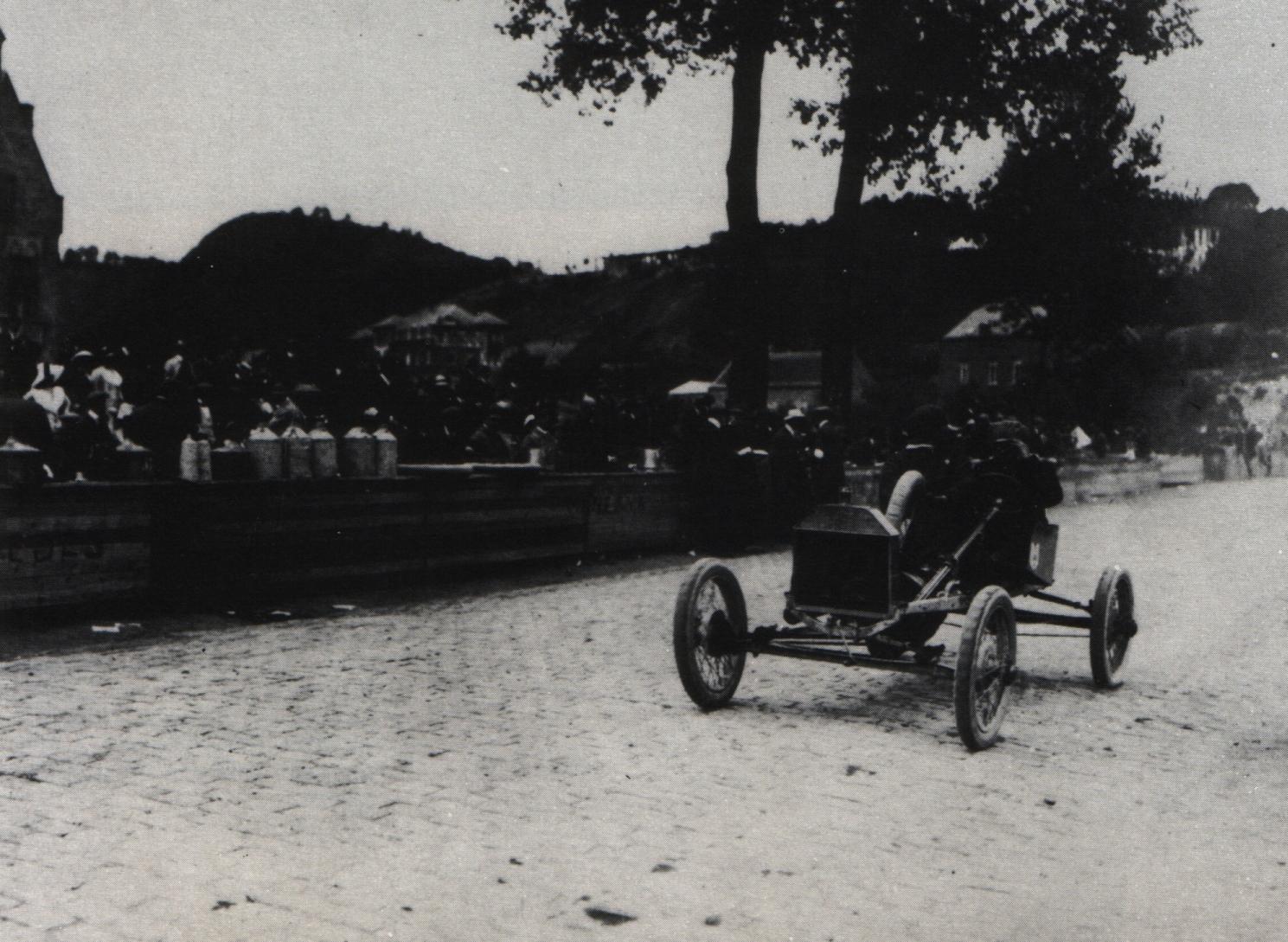 Бельгийский гран-при 1912 года
