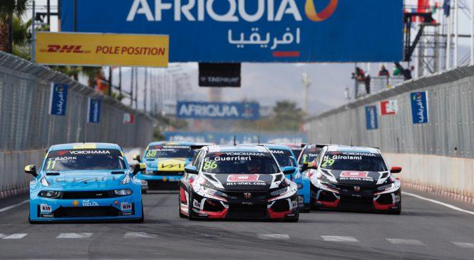 Геррери стал триумфатором первой гонки мирового туринга в Марракеше
