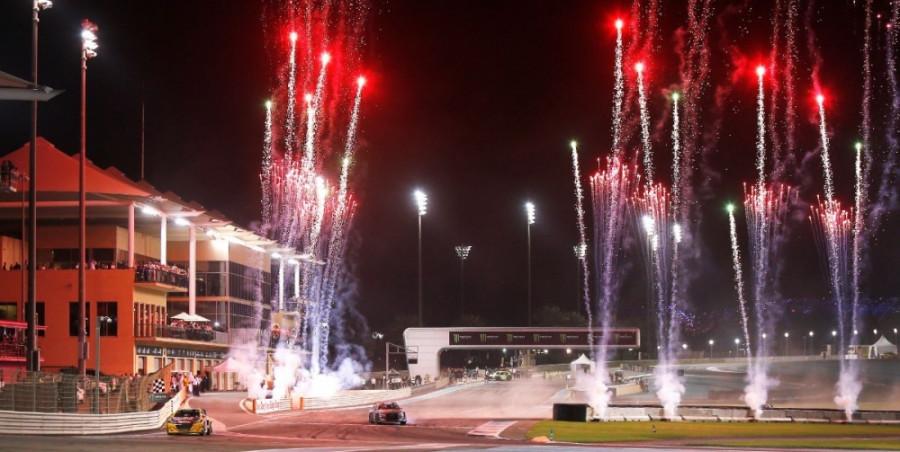 Гонка WorldRX в Абу-Даби