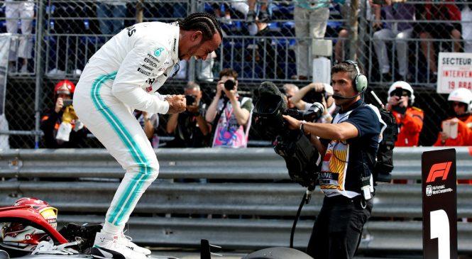 Хэмилтон выиграл Гран-при Монако 2019 года, Квят – 7-й