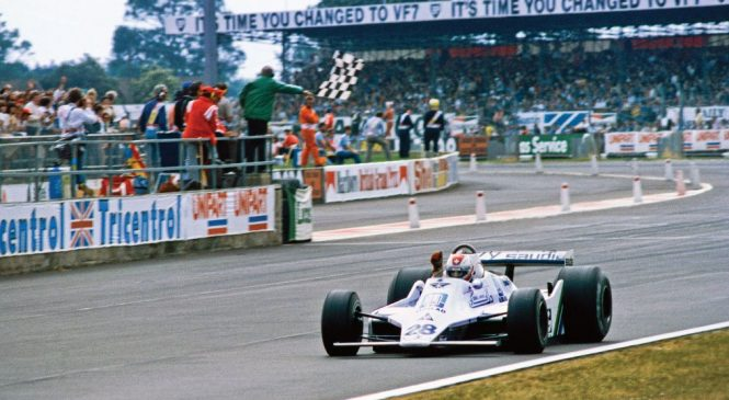 40 лет с первой победы «Уильямс»: уик-энд конца 70-х глазами болельщика