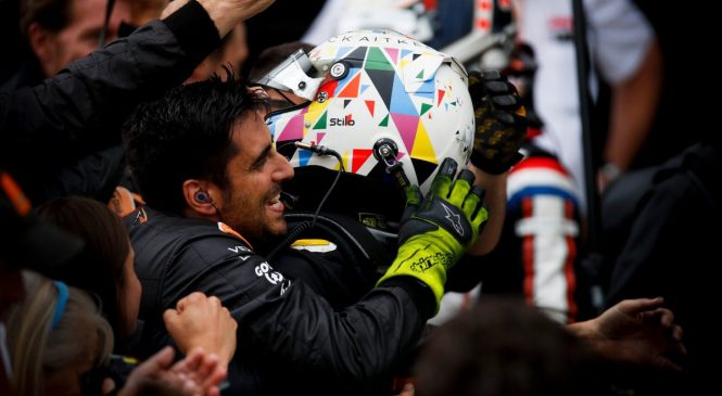 """Джек Эйткен выиграл вторую гонку """"Формулы-2"""" в Великобритании, Мазепин – 12-й"""