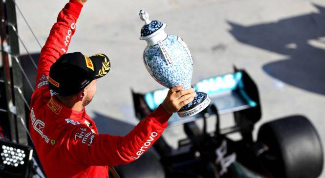 Лео Туррини: На SF90 не смог бы победить и Михаэль Шумахер