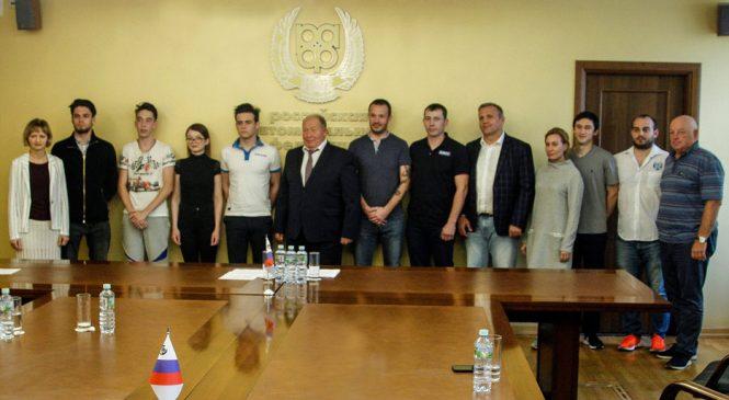 Президент РАФ сборной на Международных автоспортивных играх: Вы – новое поколение «золотого состава российского автоспорта»